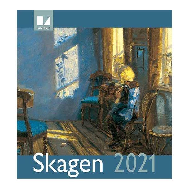 Skagen kalender 2021
