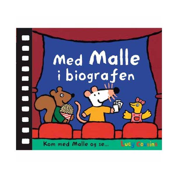 Med Malle i biografen