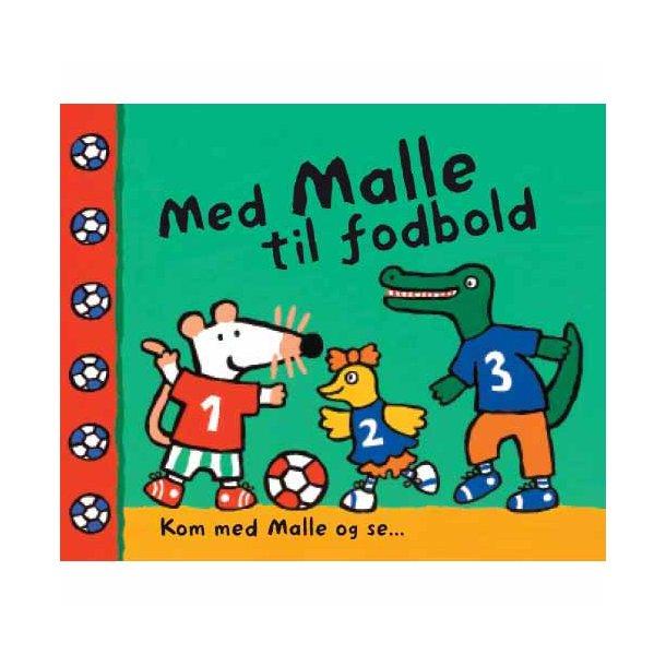 Med Malle til fodbold
