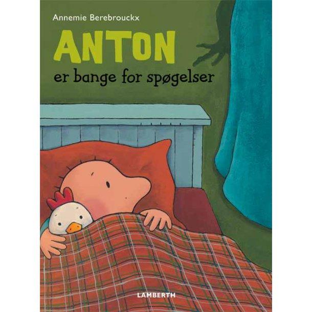Anton er bange for spøgelser