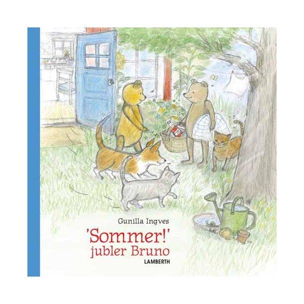Sommer! Jubler Bruno