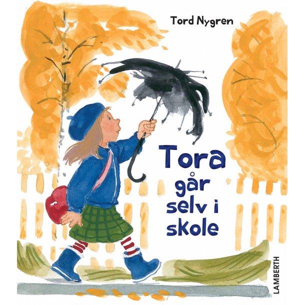 Tora går selv i skole