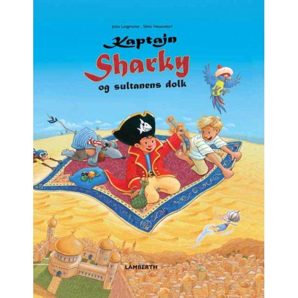 Kaptajn Sharky og sultanens dolk