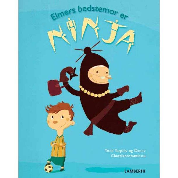 Elmers bedstemor er ninja