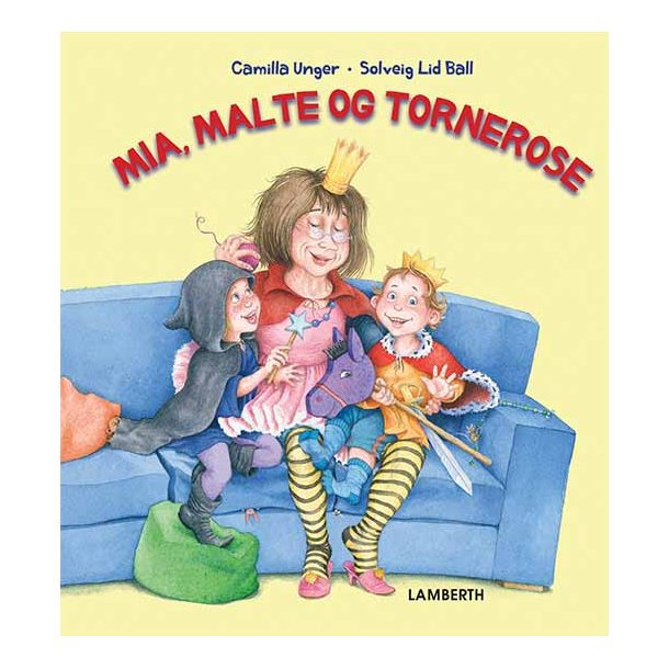 Mia, Malte og Tornerose