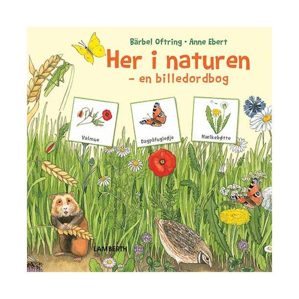 Her i naturen - en billedordbog