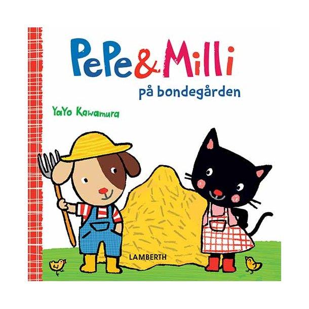 Pepe og Milli på bondegården