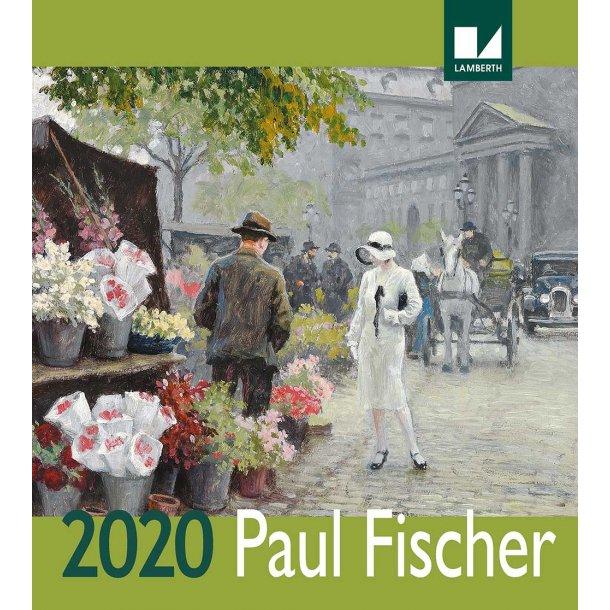 Paul Fischer kalender 2020 *UDSOLGT*