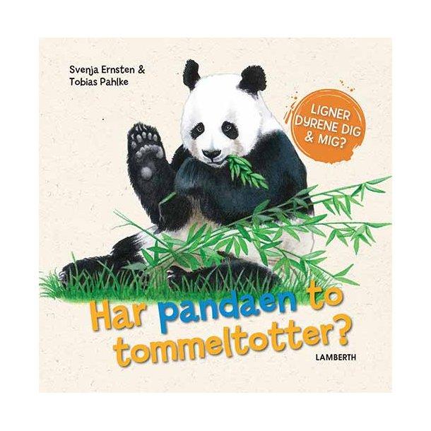 Har pandaen to tommeltotter?