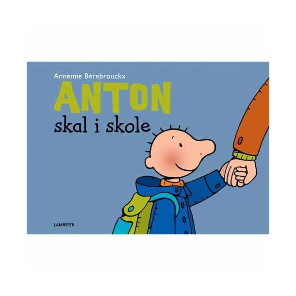 Anton skal i skole
