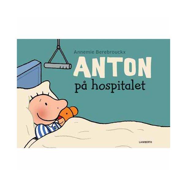 Anton på hospitalet