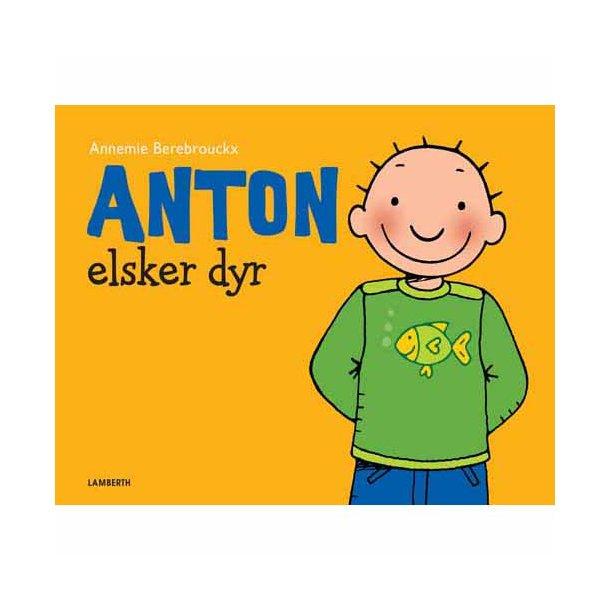 Anton elsker dyr