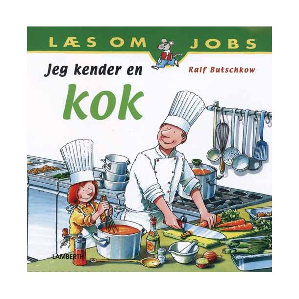 Jeg kender en kok