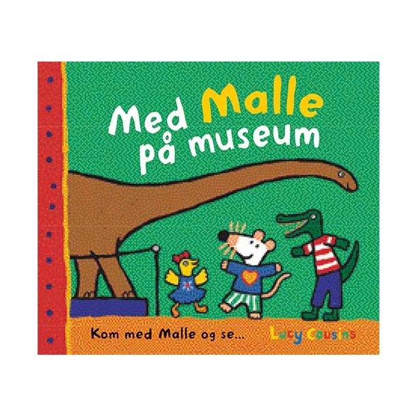 Med Malle på museum