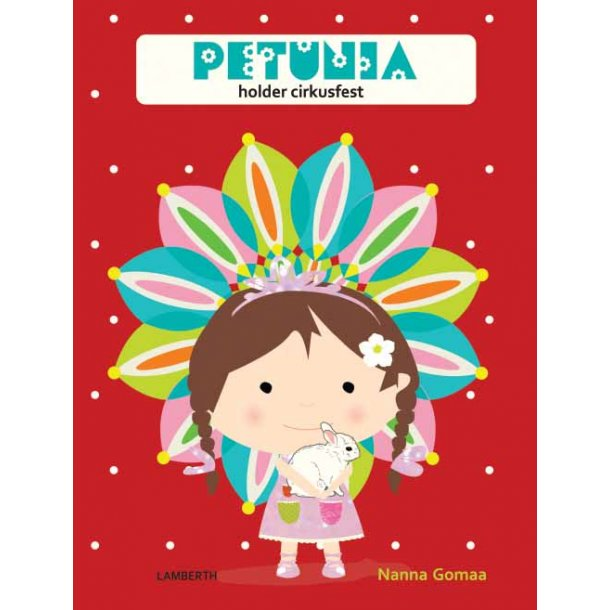 Petunia holder cirkusfest