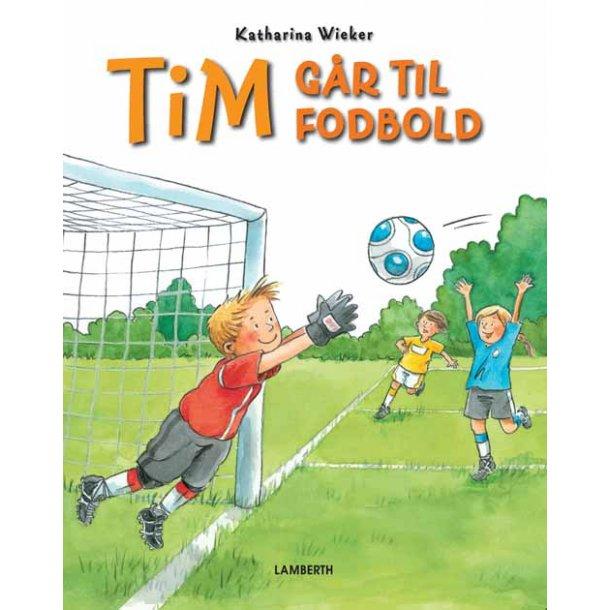 Tim går til fodbold
