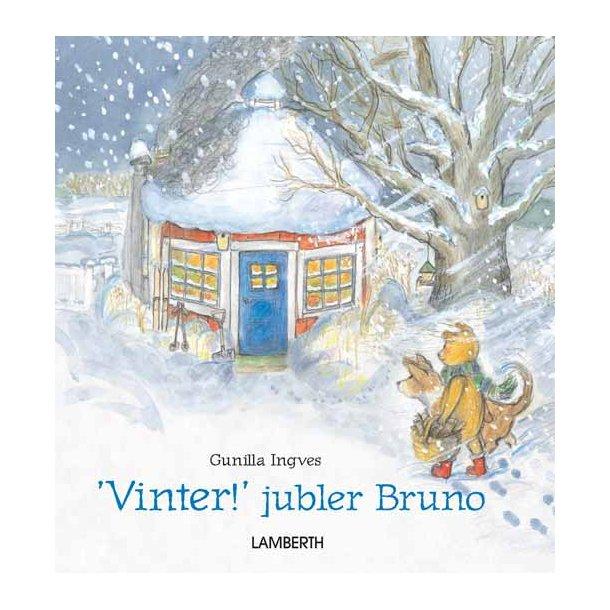Vinter! Jubler Bruno