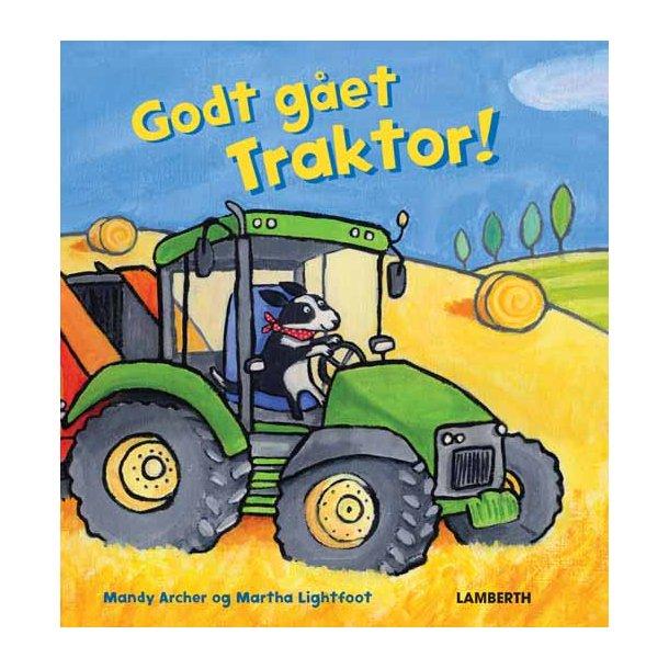 Godt gået Traktor!