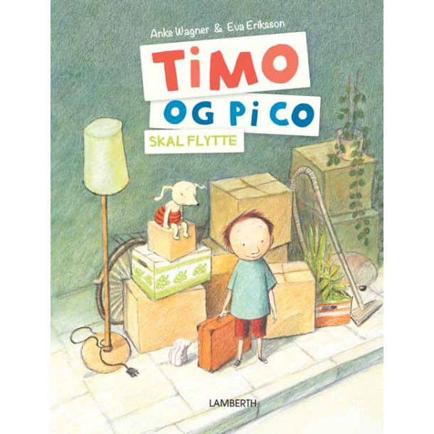 Timo og Pico skal flytte